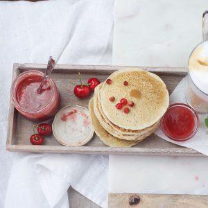 Pfannkuchen, Plinsen